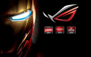 amd iron man