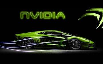 автомобиль nvidia
