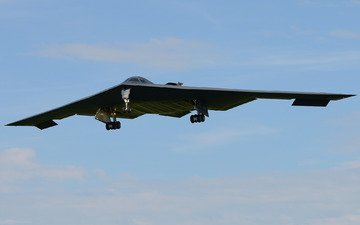 bomber, northrop, b-2 spirit, strategic