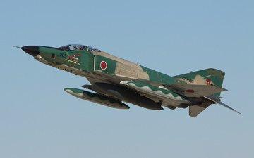 fighter, mitsubishi f-4ej, phantom ii