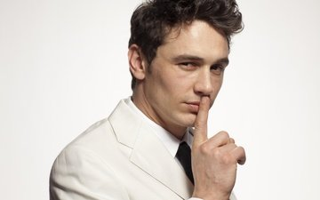 guy, actor, male, gesture, james franco