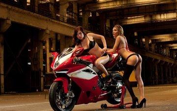 мотоцикл, попка, красотки, gевочка