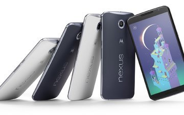 андроид, леденец, 2014 год, смартфон, motorola, nexus 6, by google, 5.0