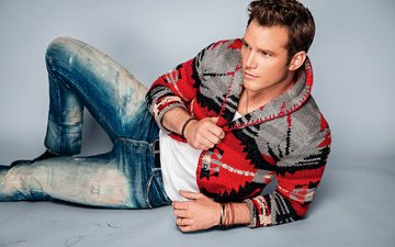 photoshoot, gq, september 2014, chris pratt