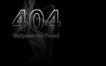 wallpaper, background, smoke, black, minimalism, 404, not found wallpaper