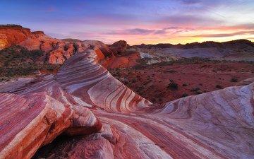 the sky, rocks, nature, stones, desert, america, patterns