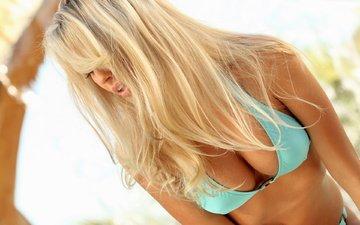 девушка, блондинка, модель, красотка, bailey rose, gевочка, сексапильная