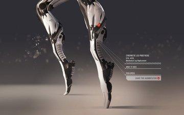 feet, robot