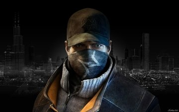 ., watch dogs, watchdogs fresh toy from yubisoft, where the main character aiden pearce is a professional