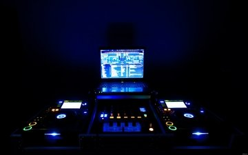 picture, dj, equipment