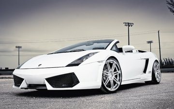 car, lamborghini, sports car, roadster, gallardo