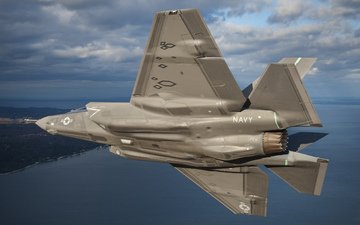 fighter, bomber, f-35, lightning ii
