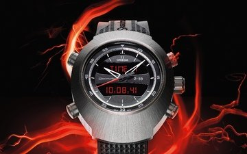 watch, omega, speedmaster, z-33