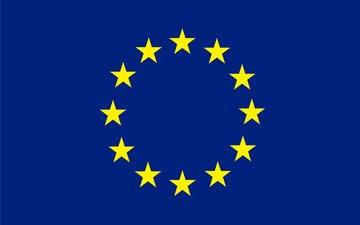 логотип, флаг, эмблема, евросоюз