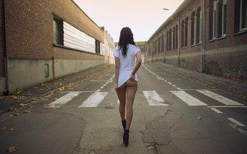 рука, девушка, попа, красавица, спина, волосы, бикини, брюнет, дамское белье, сексапильная