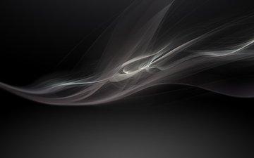 абстракция, серый, креатив, сони, xperia