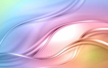 абстракт, абстракция, фон, радуга, креатив, расцветка, пастель, игруха, волн