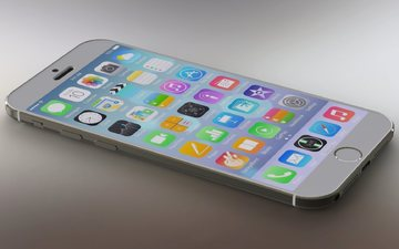 metal, hi-tech, smartphone, iphone 6, apple, hd retina display