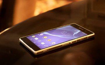 сони, 2014 год, смартфоны, xperia z2