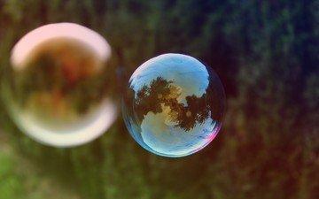 широкоформатные, мыльные пузыри
