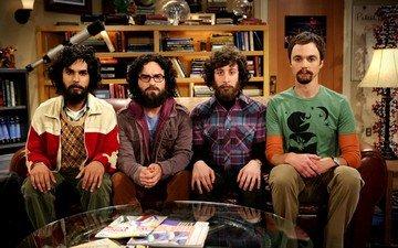 the big bang theory, actors, the series