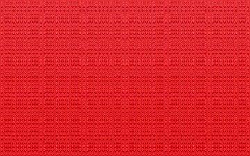 текстура, красная, точки, лего