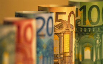 macro, money, currency, euro