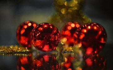 новый год, игрушки, праздник