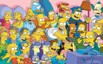 the simpsons, homer, homer simpson, springfield, lisa, marge