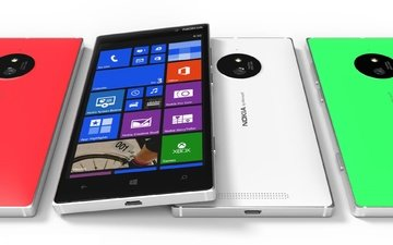 concept, smartphone, nokia lumia 830, line, windows phone 81, color palette