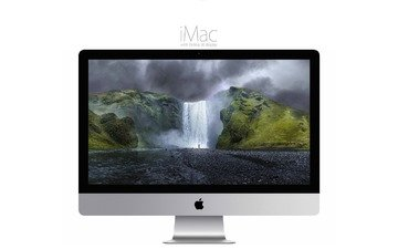 with, apple, imac, retina, 5k
