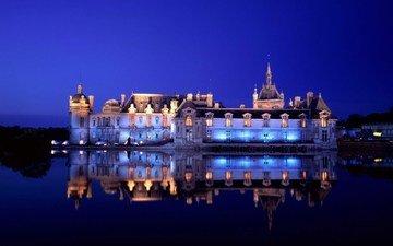 замки, старинные, франци, готические