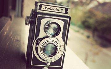 камера, reflekta