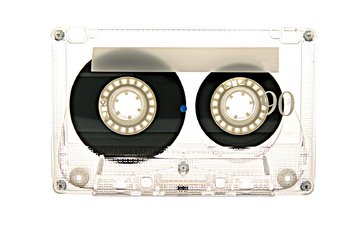retro, tape, tape cassette