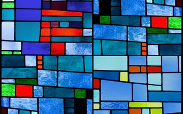 background, squares, cuba, glass