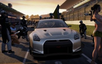 game, nissan gt-r, shift 2