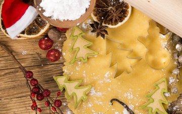 новый год, еда, печенье, продукты, пряности, встреча нового года, счастливого рождества, новогодняя елка, питания, пряники, пряник