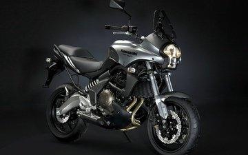 мотоцикл, kawasaki, versys