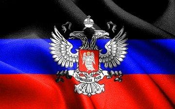 флаг, донецк, днр, лнр, новороссия