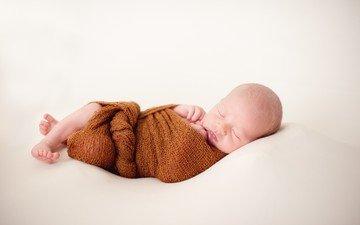 сон, дети, спит, ребенок, малыш, младенец