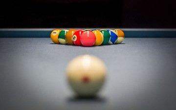 balls, sport, billiards