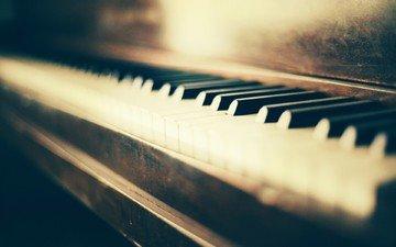 музыка, пианино, рояль, музыкальный инструмент, фортепиано