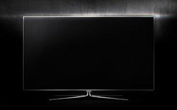 wall, black, monitor, screen, samsung, display