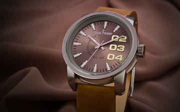 дезайн, jack pierre, leather watch