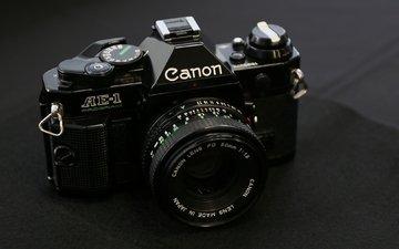 макро, камера, канон, ае-1