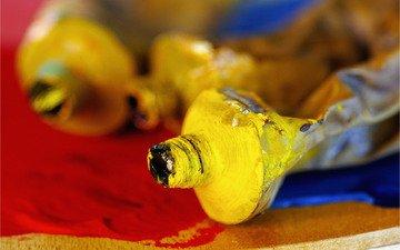 цвета, краски, творчество, яркие, рисование, изобразительное искусство