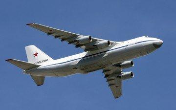 the plane, ruslan, an-124