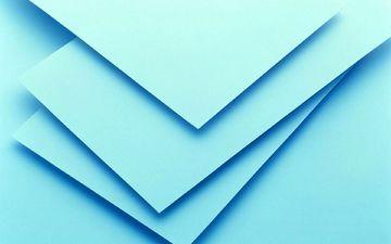 абстракция, цвет, голубой, материал, геометрия, расцветка