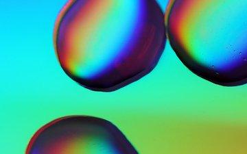 вода, желтый, зелёный, макро, фон, синий, капли, цвет, красный, яркий, lorraine, color mania