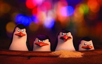 the penguins of madagascar, classified, corporal, skipper, kowalski